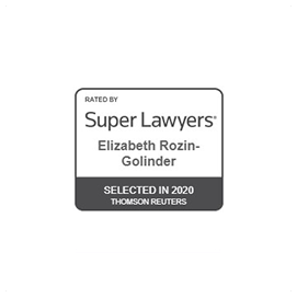 Super Lawyers Rozin