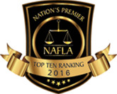 NAFLA - Top 10 Ranking - 2016
